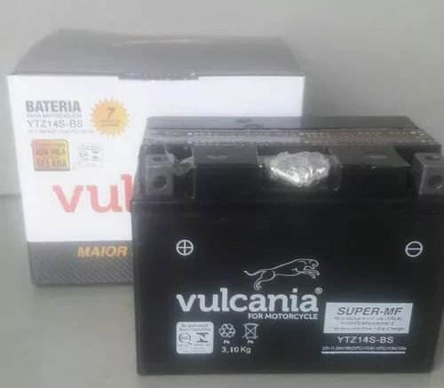 BATERIA VULCANIA YTZ14S