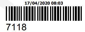 COMPRA REFERENTE AO ORCAMENTO 7118 - PECAS ORIGINAIS YAMAHA