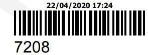 COMPRA REFERENTE AO ORCAMENTO 7208 - PECAS ORIGINAIS YAMAHA