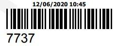 COMPRA REFERENTE AO ORCAMENTO 7737 - PECAS ORIGINAIS YAMAHA