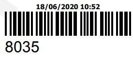 COMPRA REFERENTE AO ORCAMENTO 8035 - PECAS ORIGINAIS YAMAHA