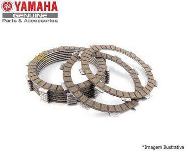 JOGO DE DISCOS DE FRICCAO DA EMBREAGEM PARA MT-09 ORIGINAL YAMAHA