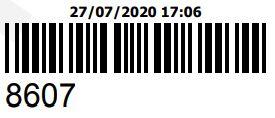 COMPRA REFERENTE AO ORCAMENTO 8607 - PECAS ORIGINAIS YAMAHA