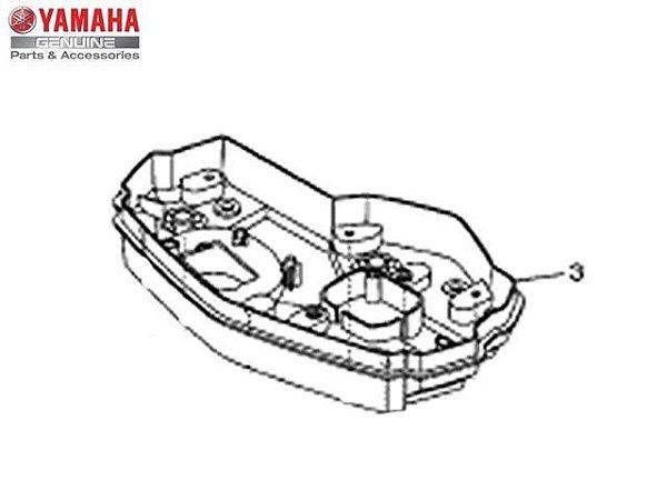 Caixa Inferior do Velocimetro Yamaha YZF R3 Original