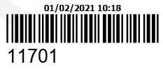 COMPRA DO ORCAMENTO 11701 - PECAS ORIGINAIS YAMAHA