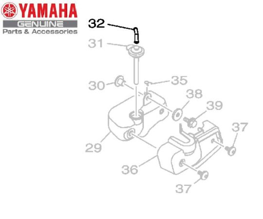 CONEXAO DO TANQUE DE RECUPERACAO PARA MT-03 E YZF-R3 ORIGINAL YAMAHA