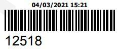 COMPRA DO ORCAMENTO 12518 - PECAS ORIGINAIS YAMAHA