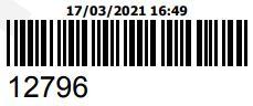 COMPRA DO ORCAMENTO 12796 - PECAS ORIGINAIS YAMAHA