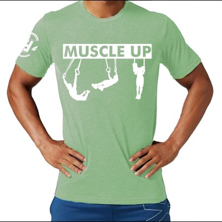 Camiseta de Treino - Muscle Up