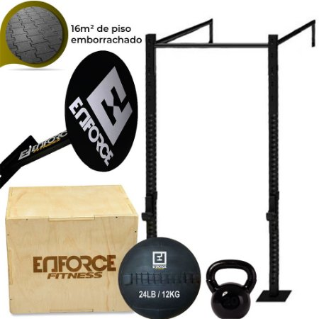 Home Box Crossfit Iniciante