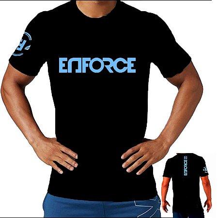 Camisetas Enforce Fitness - Escolha sua Estampa