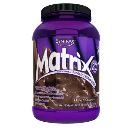 Matrix 2.0 Whey Protein (907g) Perfect Chocolate Syntrax