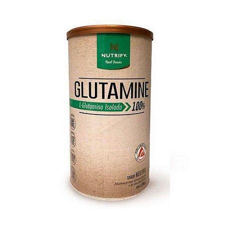GLUTAMINA (500G) - NUTRIFY