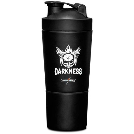 Coqueteleira Alumínio 2 doses | Darkness