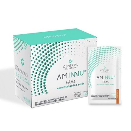 Aminnu 10g 30 saches |  Central Nutrition