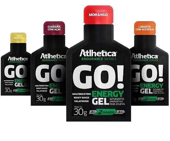 Go-Energy gel - Athletica