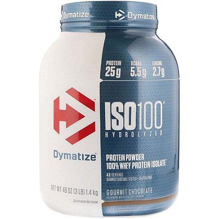ISO-100 1400KG - DYMATIZE