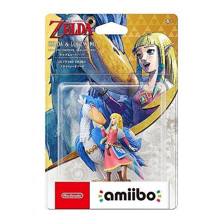Amiibo - Zelda & Loftwing - Zelda: Skyward Sword