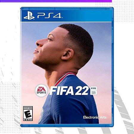 FIFA 22 PS4 PRÉ-VENDA
