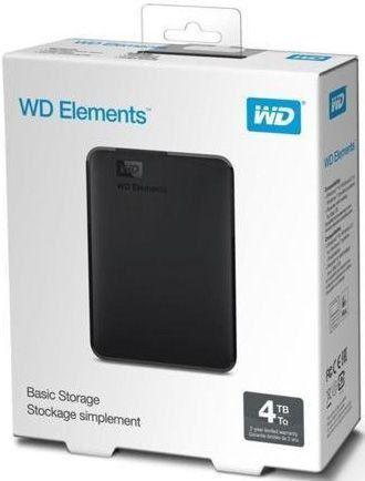 HD Externo 4TB WD Elements  USB 3.0
