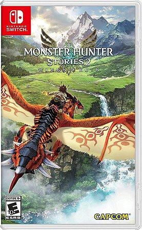 MONSTER HUNTER STORIES 2: WINGS OF RUIN JOGO