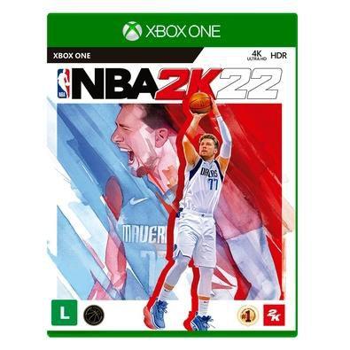 NBA 2K22 XBOX