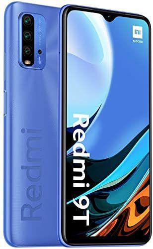 CELULAR REDMI 9T 4GB RAM E 128GB ROM TWILIGHT BLUE (AZUL)