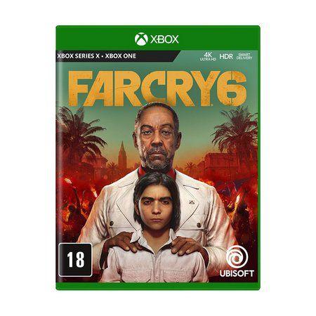 JOGO FAR CRY 6 - Xbox (PRONTA ENTREGA)