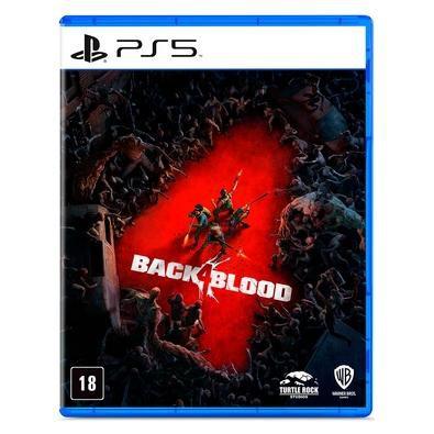 BACK 4 BLOOD JOGO PS5