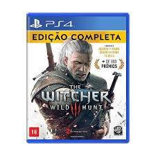 THE WITCHER 3 EDIÇAO COMPLETA