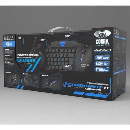 E-Blue 3-in-1 EKM828 Gaming Combo Set