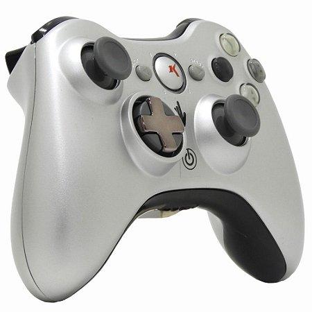 Controle Sem Fio Wireless Para Xbox 360 Knup Kp-5122A
