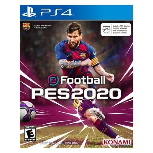 PES 2020 (Já Disponível) - Ps4