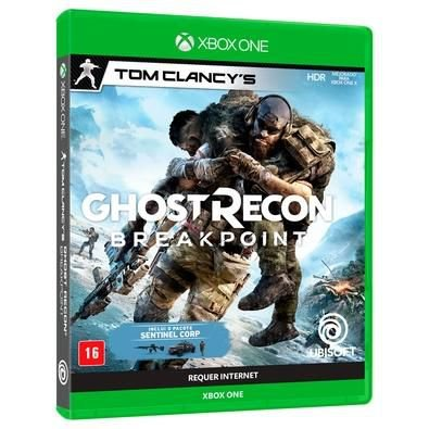 Xbox One-Ghost Recon Breakpoint
