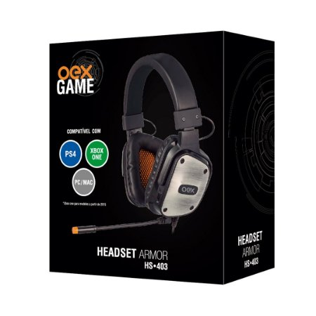 OEX GAMES HEADSET ARMOR HS 403