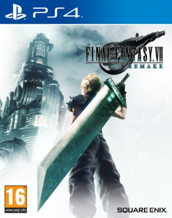 FINAL FANTASY 7 REMAKE ( Pronta Entrega)