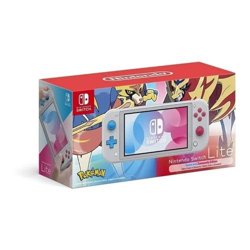 Nintendo Switch Lite Pokemon Edition