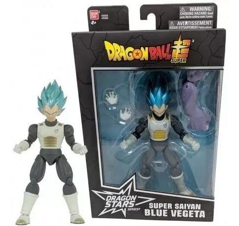 SSGSS Vegeta Azul Dragon Ball - Dragon Stars Series - Serie 4