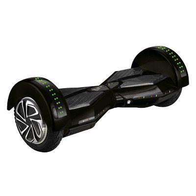 Hoverboard 8pol Skate Elétrico Preto Bat Samsung M