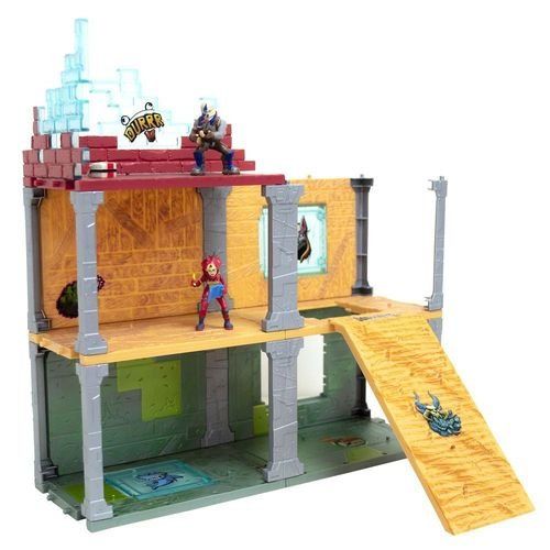 FORTNITE MEGA FORT COM MINI FIGURE
