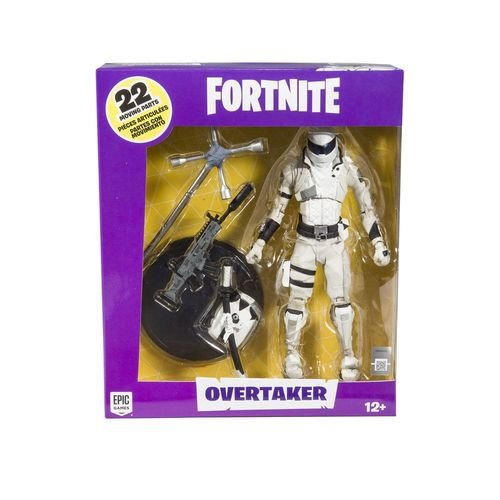 Boneco Articulado Overtaker Fortnite