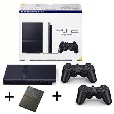 Playstation 2 Combo Completo