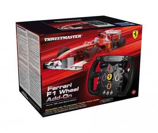 Volante Thrustmaster Ferrari add-On