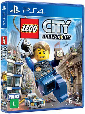 LEGO CITY PS4