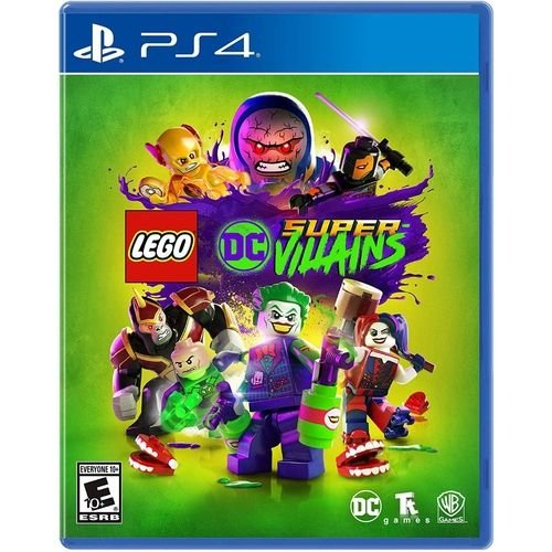 LEGO DC VILOES PS4