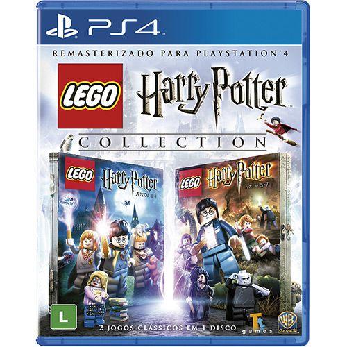 LEGO RARRY POTTER PS4