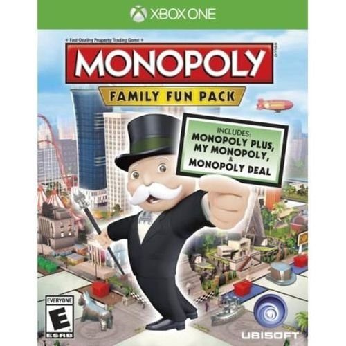 Monopoly Family Funk Xbox One
