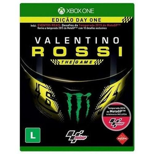 Valentino Rossi The Game Edição Day One Xbox One