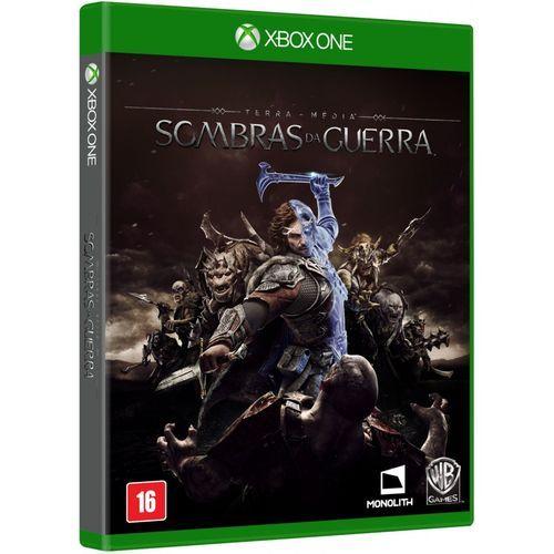 Terra Media Sombras Da Guerra - Xbox One - Nac