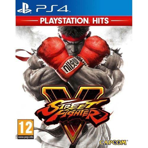STREET FIGHTER V PS4 (SEMI NOVO)